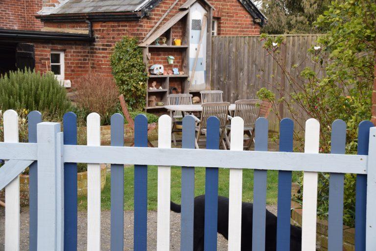 Coastguard Cottage Enclosed Garden