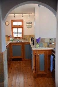 Coastguard Cottage Kitchen 2