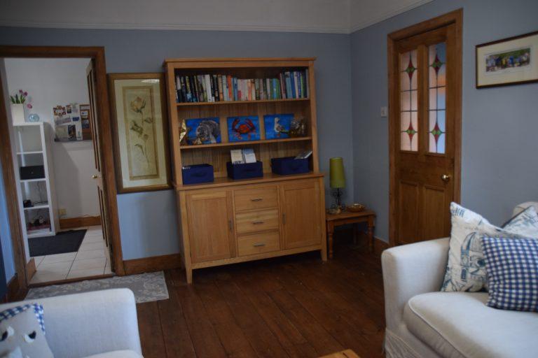Coastguard Cottage Lounge 3