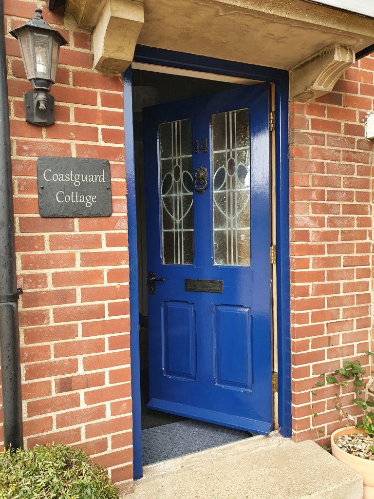 Covid 19 - Coastguard Cottage Is Open